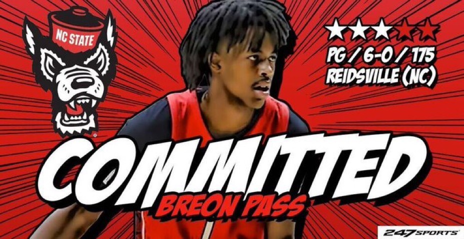 Breon Pass to NC St- Now What?