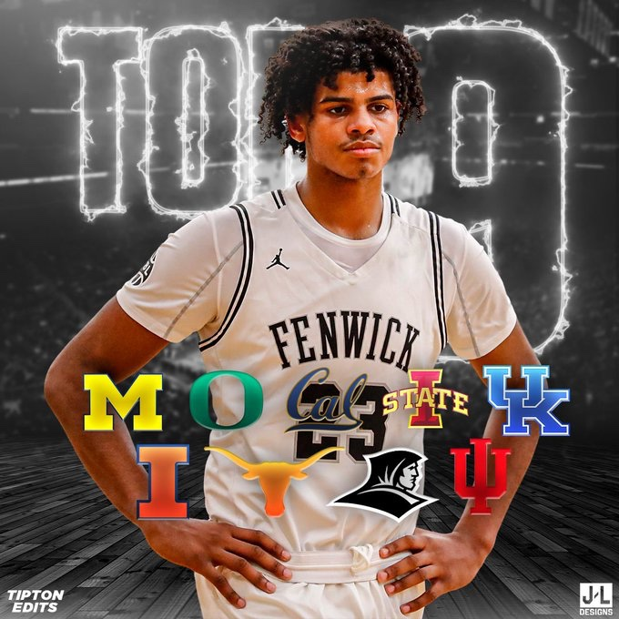 Bryce Hopkins close to deciding? Do the Friars pull off the recruiting upset?