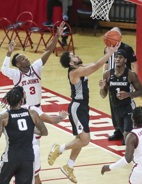A Tale of Two Halves: Second Half Meltdown Leads to Friars Getting Swept by RedStorm