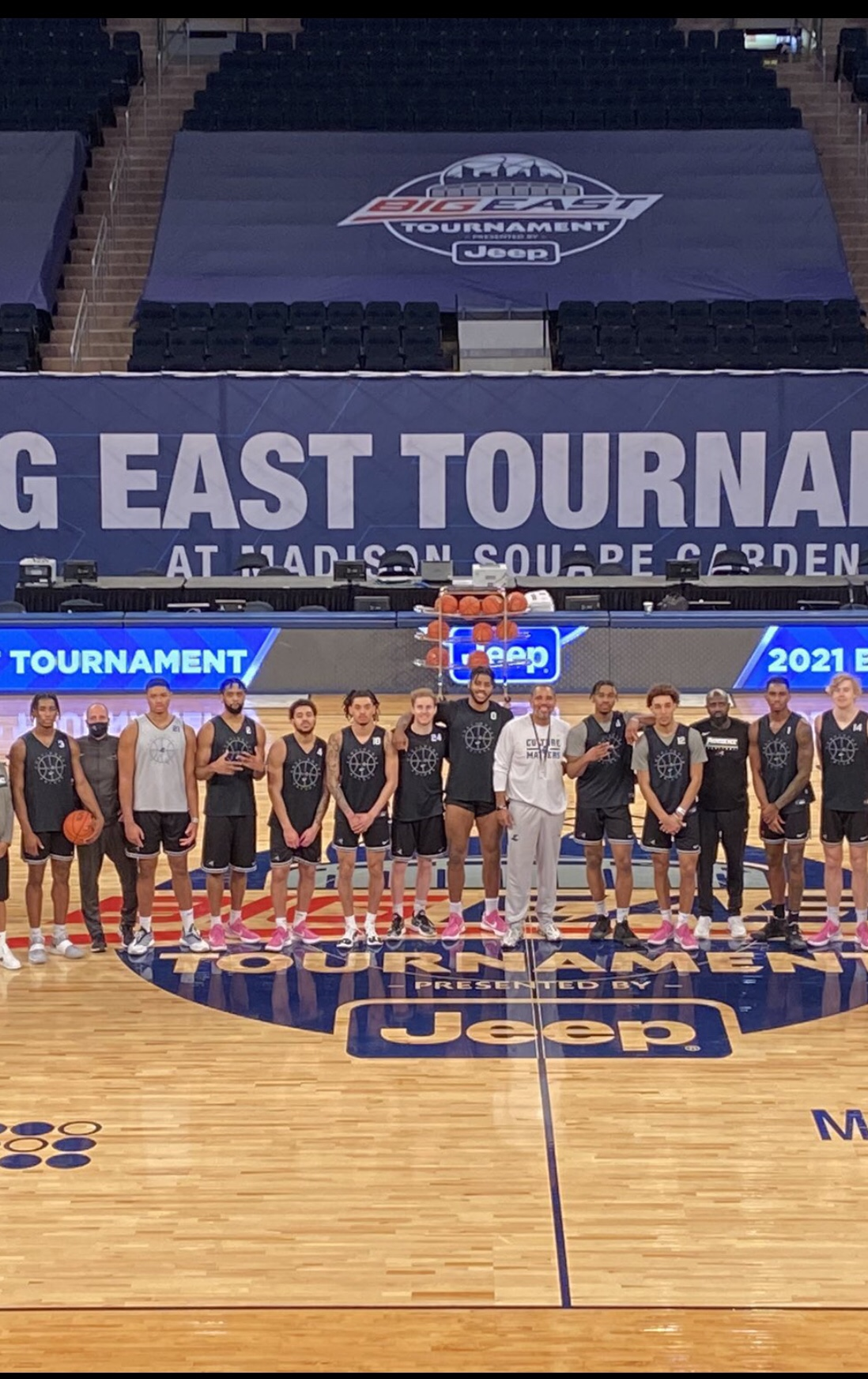 Providence Takes on DePaul in Opening Round of Big East Tournament