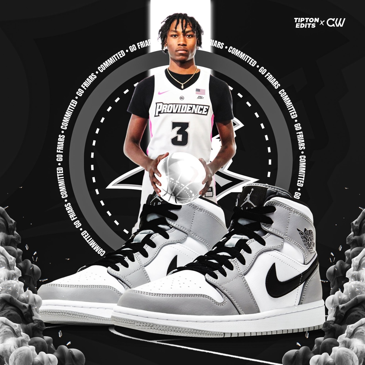 Friars Land 2022 Guard Quante Berry – Analyzing The Player and Impact to FriarProgram