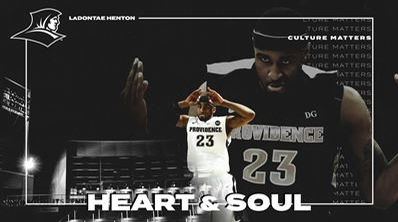 LaDontae Henton Returns Home – Former Friar Great Now a SpecialAssistant