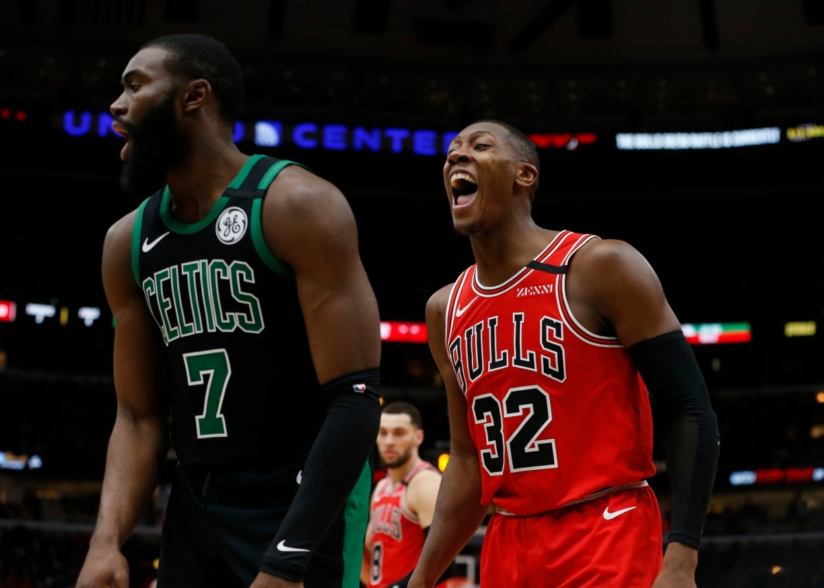Kris Dunn Headed to Boston Celtics Apart of Three TeamTrade